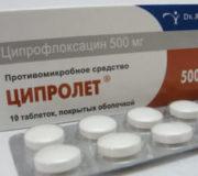 Правила применения препарата Ципролет при цистите