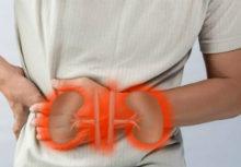Причины и лечение тянущей ноющей боли в районе почек
