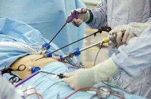 Операция на надпочечниках