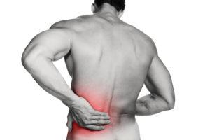 Боль с спине
