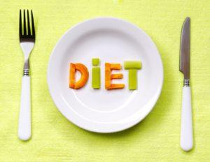 Тарелка диета