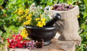 Народная медицина для камней в мочеточнике
