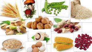 злаковые и диетические продукты