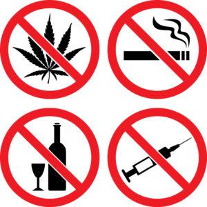 Нет алкоголю курению наркотикам