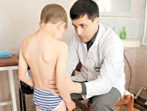 доктор с мальчиком