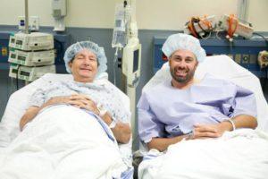 родственники перед операцией