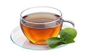 Чай из брусничного листа