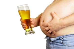 После пива болят почки что делать