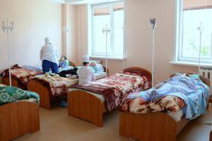 Стационар больницы