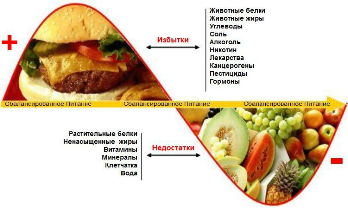 таблица углеводов и жиров
