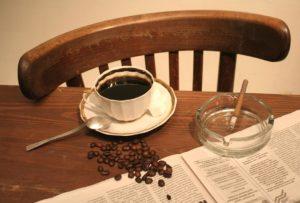 Запрет на кофе и алкоголь