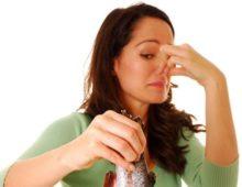 воняет рыба
