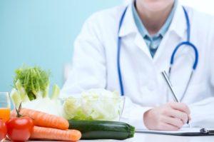 доктор и продукты