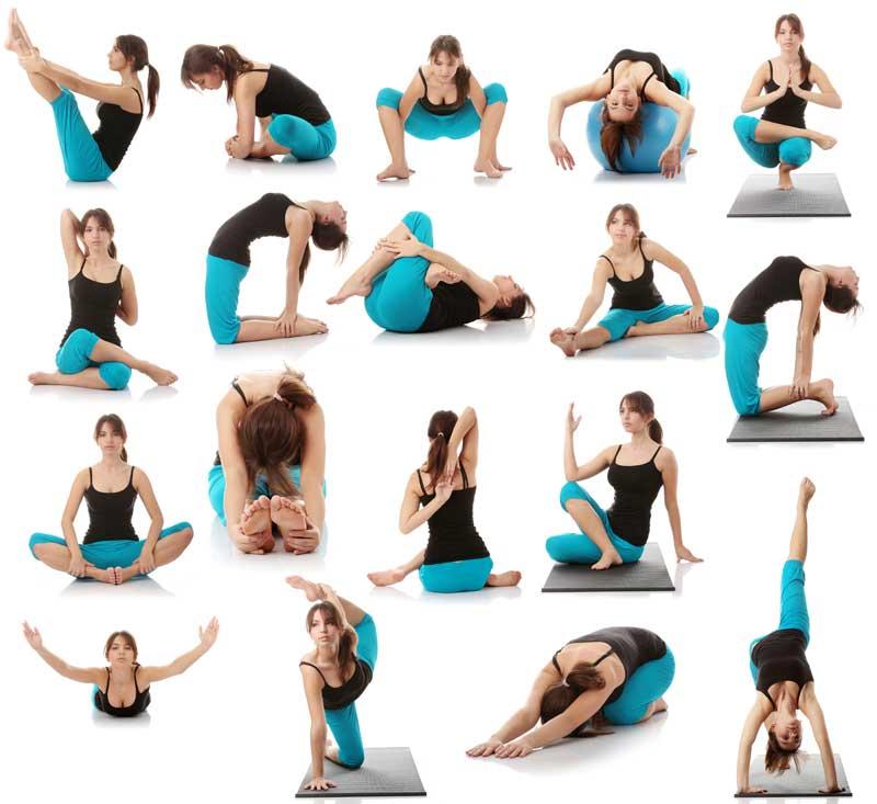йога для почек