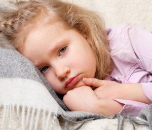 у ребенка слабость