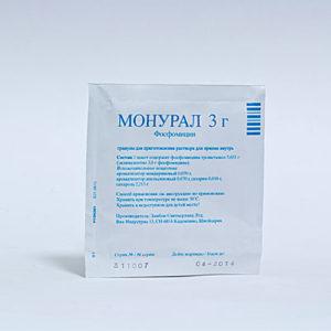 пакетик Монурал