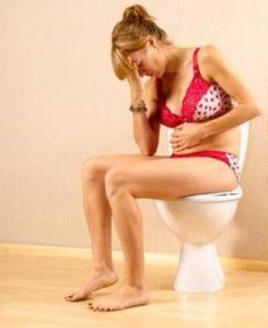 женщине больно при мочеиспускании