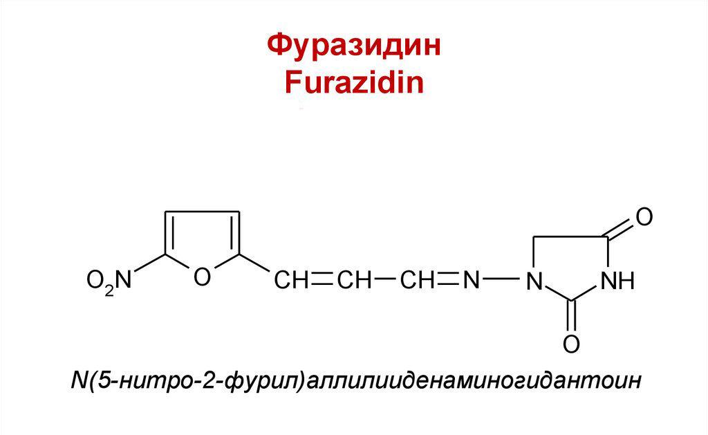 фуразидин