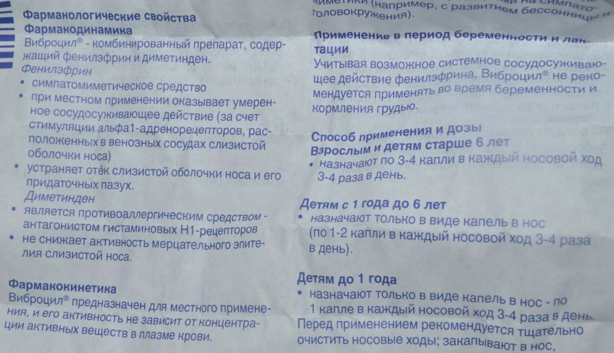 бисептол инструкция
