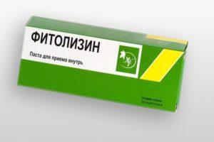 Фитолизин при уретрите у женщин