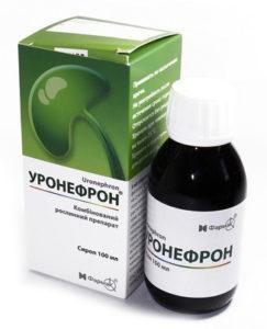 сироп уронефрон